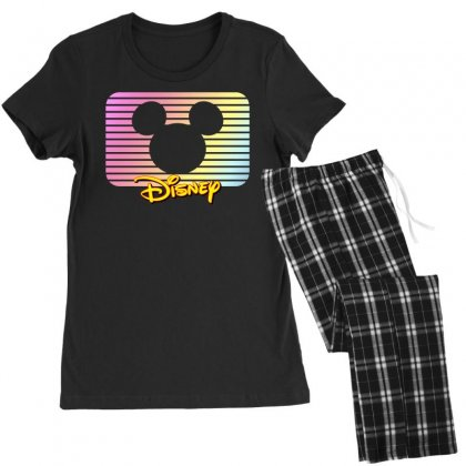 Disney Mickey Mouse Women's Pajamas Set Designed By Sengul