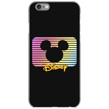 Disney Mickey Mouse Iphone 6/6s Case Designed By Sengul