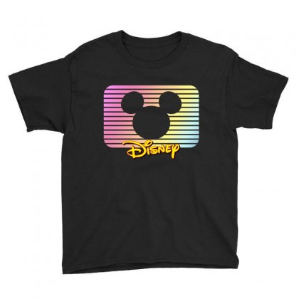 Disney Mickey Mouse Youth Tee Designed By Sengul