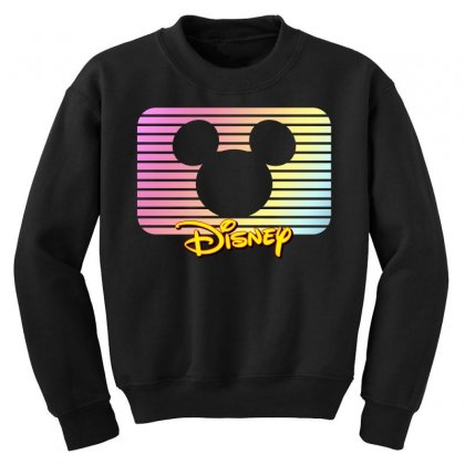 Disney Mickey Mouse Youth Sweatshirt Designed By Sengul
