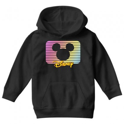 Disney Mickey Mouse Youth Hoodie Designed By Sengul
