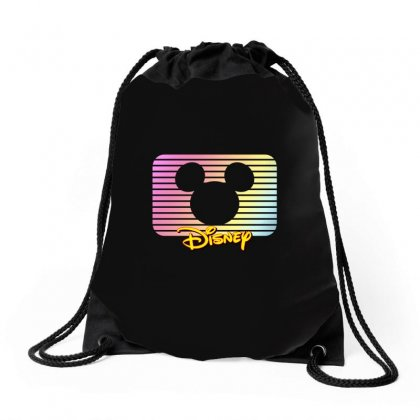 Disney Mickey Mouse Drawstring Bags Designed By Sengul