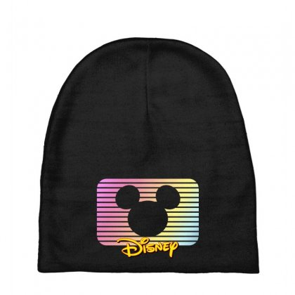 Disney Mickey Mouse Baby Beanies Designed By Sengul