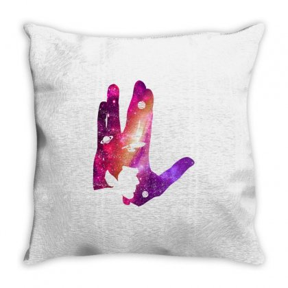 Vulcan Spock Star Trek For Light Throw Pillow Designed By Nurbetulk