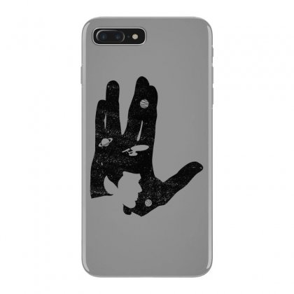 Vulcan Spock Star Trek Iphone 7 Plus Case Designed By Nurbetulk
