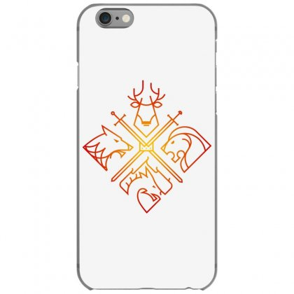 Game Of Thrones Houses For Light Iphone 6/6s Case Designed By Nurbetulk