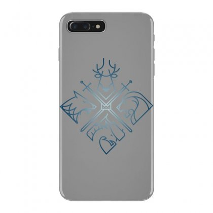 Game Of Thrones Houses For Dark Iphone 7 Plus Case Designed By Nurbetulk