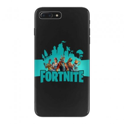 Fortnite New Season Iphone 7 Plus Case Designed By Nurbetulk