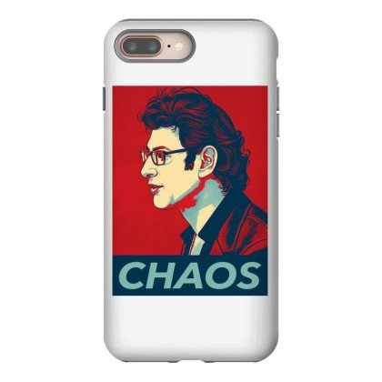 Dr Ian Malcolm Chaos Iphone 8 Plus Case Designed By Nurbetulk