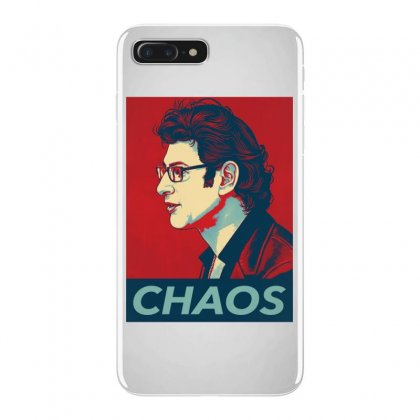 Dr Ian Malcolm Chaos Iphone 7 Plus Case Designed By Nurbetulk