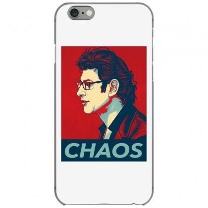 Dr Ian Malcolm Chaos Iphone 6/6s Case Designed By Nurbetulk