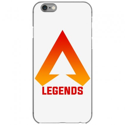 Apex Legends Merch Icon For Light Iphone 6/6s Case Designed By Nurbetulk