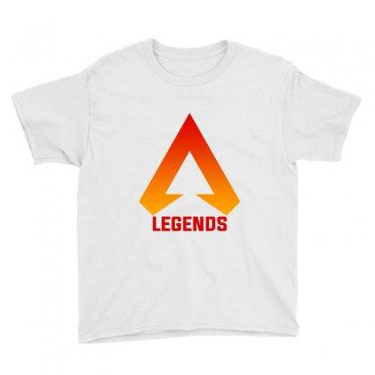 Apex Legends Merch Icon For Light Youth Tee Designed By Nurbetulk