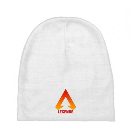 Apex Legends Merch Icon For Light Baby Beanies Designed By Nurbetulk