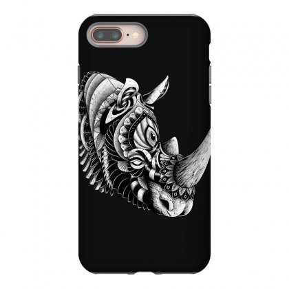 Rhino Ornate Iphone 8 Plus Case Designed By Quilimo