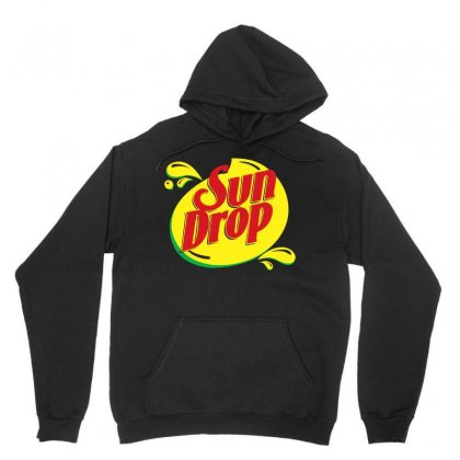 Sun Drop Citrus Soda Unisex Hoodie Designed By Slalomalt
