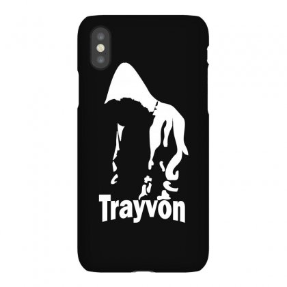 Trayvon Martin Iphonex Case Designed By Slalomalt