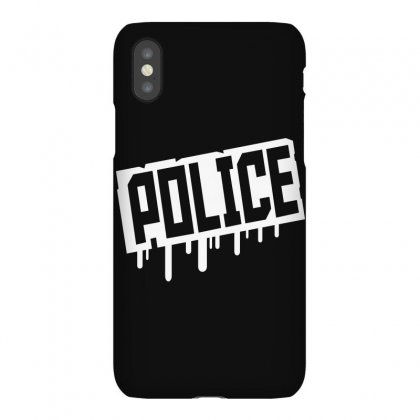 This Is The Police Iphonex Case Designed By Hardpoi