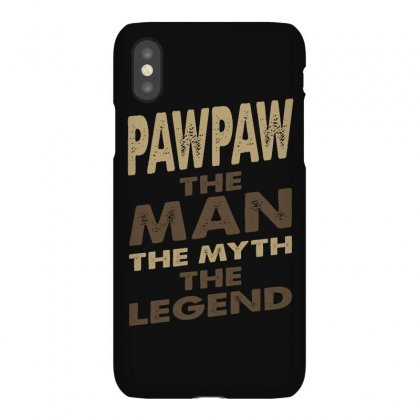Paw Paw The Legend Iphonex Case Designed By Cidolopez