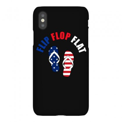 Flip Flop Flat Tshirt Iphonex Case Designed By Hung