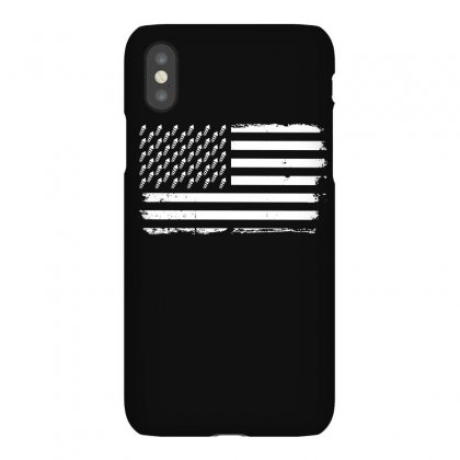 Firework Flag   Independence Day T Shirt Iphonex Case Designed By Hung