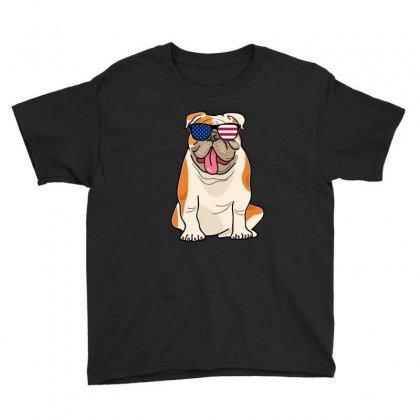 Dogs Independence Day T Shirt Youth Tee Designed By Hung