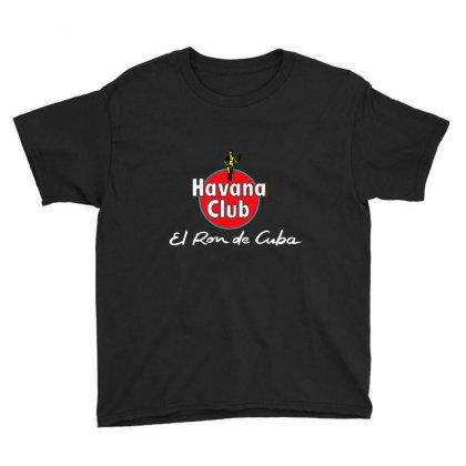 Havana Club   Colour Youth Tee Designed By Frizidan