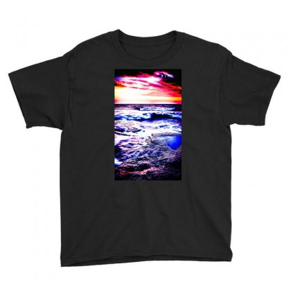 Ocean Youth Tee Designed By Harry