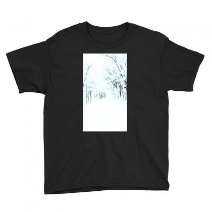 Winter Youth Tee Designed By Harry