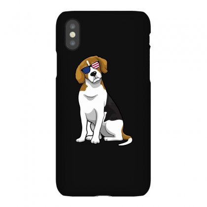 Beagle Independence Day T Shirt Iphonex Case Designed By Hung