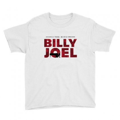 Billy Joel 12 Gardens Live Tour Youth Tee Designed By Fejena