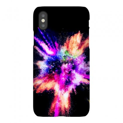 Abstract Iphonex Case Designed By Harry