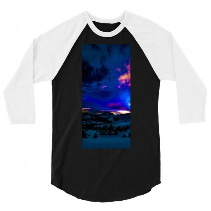 Nature 3/4 Sleeve Shirt Designed By Harry