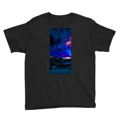 Nature Youth Tee Designed By Harry