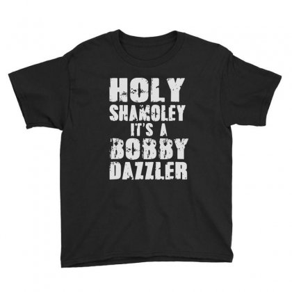 It's A Bobby Youth Tee Designed By Frizidan