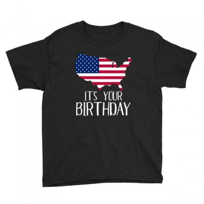 It Is Your Birthday T Shirt Youth Tee Designed By Hung