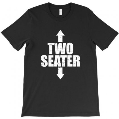 Two Seater T Shirt T-shirt Designed By Hung