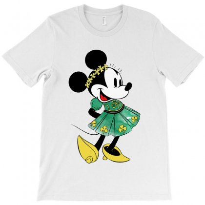 Minny Mouse T-shirt Designed By Frizidan