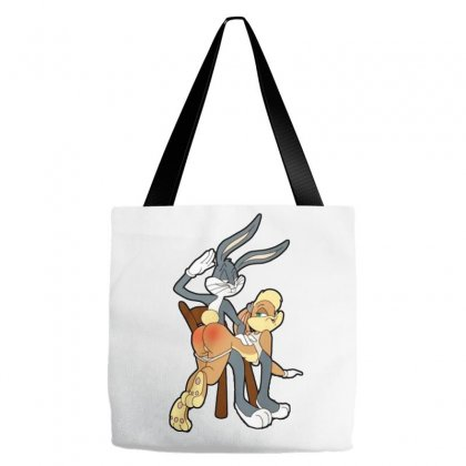 Sexy Rabbits Tote Bags Designed By Frizidan
