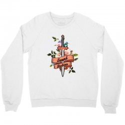 sword lesbian for light Crewneck Sweatshirt | Artistshot