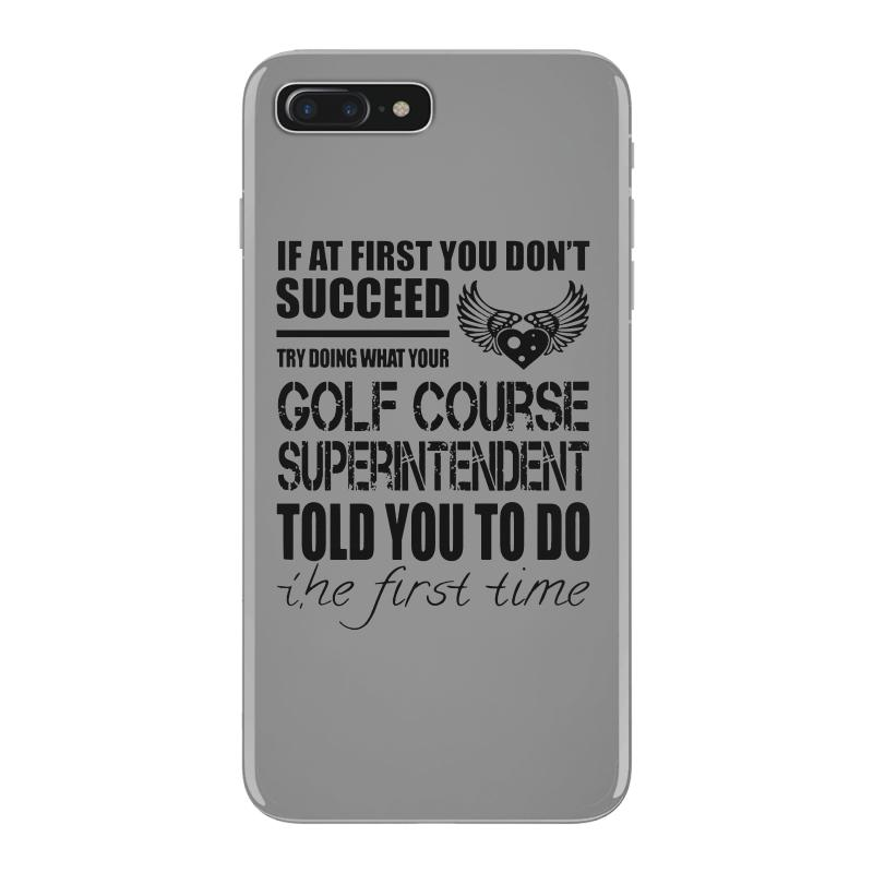huge discount 8cbcb 017b4 Awesome Tee For Golf Course Iphone 7 Plus Case. By Artistshot