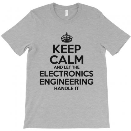 Electronics Engineering T-shirt Designed By Pinkanzee