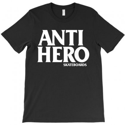 Anti Hero T-shirt Designed By Silicaexil
