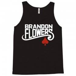 Brandon Flowers Tank Top | Artistshot