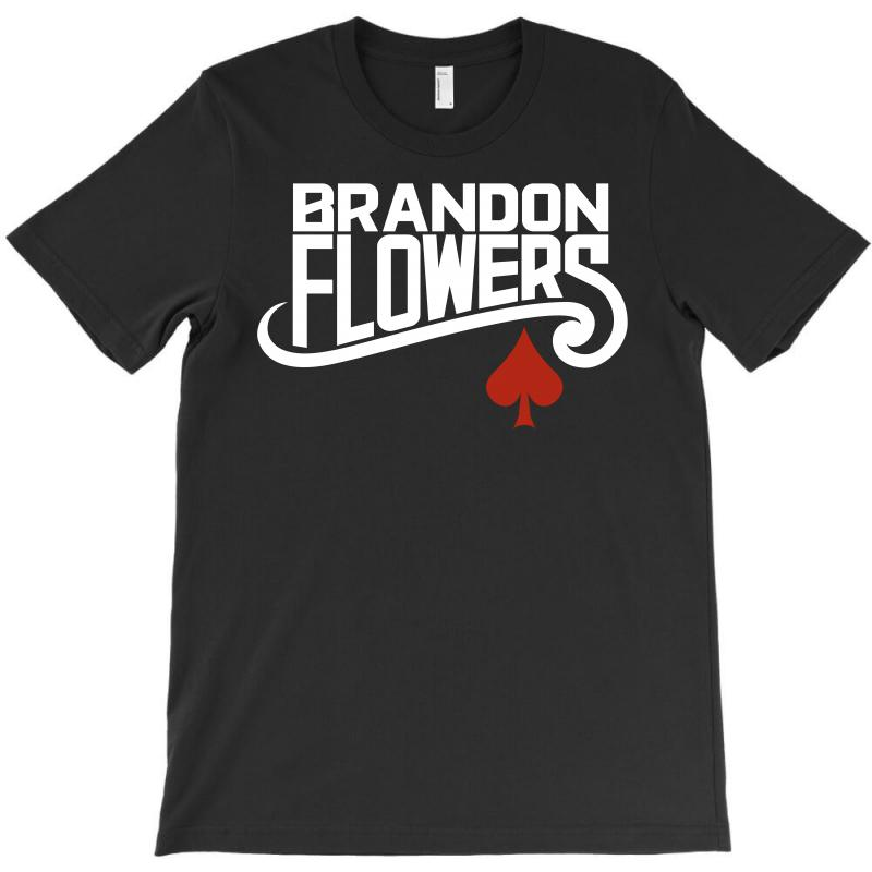 Brandon Flowers T-shirt | Artistshot