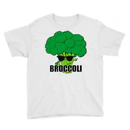 Broccoli Hip Hop Youth Tee Designed By Silicaexil