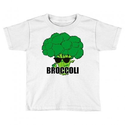 Broccoli Hip Hop Toddler T-shirt Designed By Silicaexil
