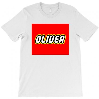 Oliver T-shirt Designed By Tiococacola