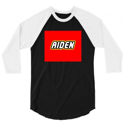 Aiden 3/4 Sleeve Shirt Designed By Tiococacola