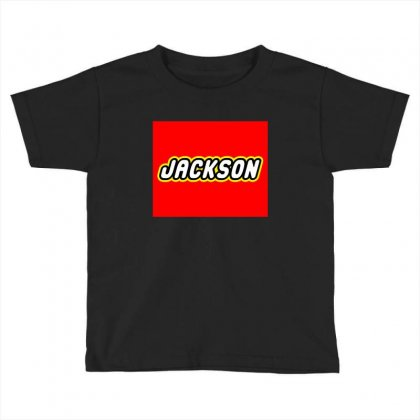 Jackson Toddler T-shirt Designed By Tiococacola